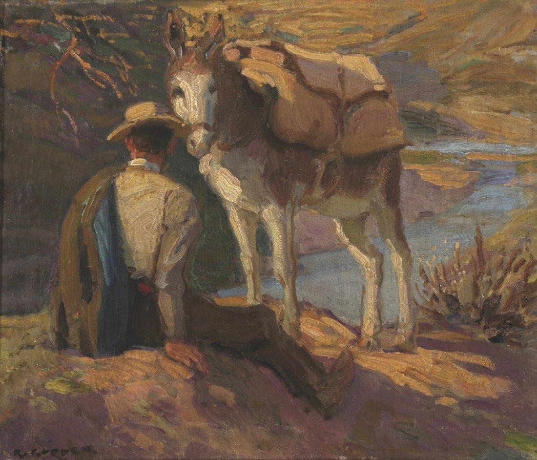 Rudolf Gudden 1863 Werneck - 1935 München - '...
