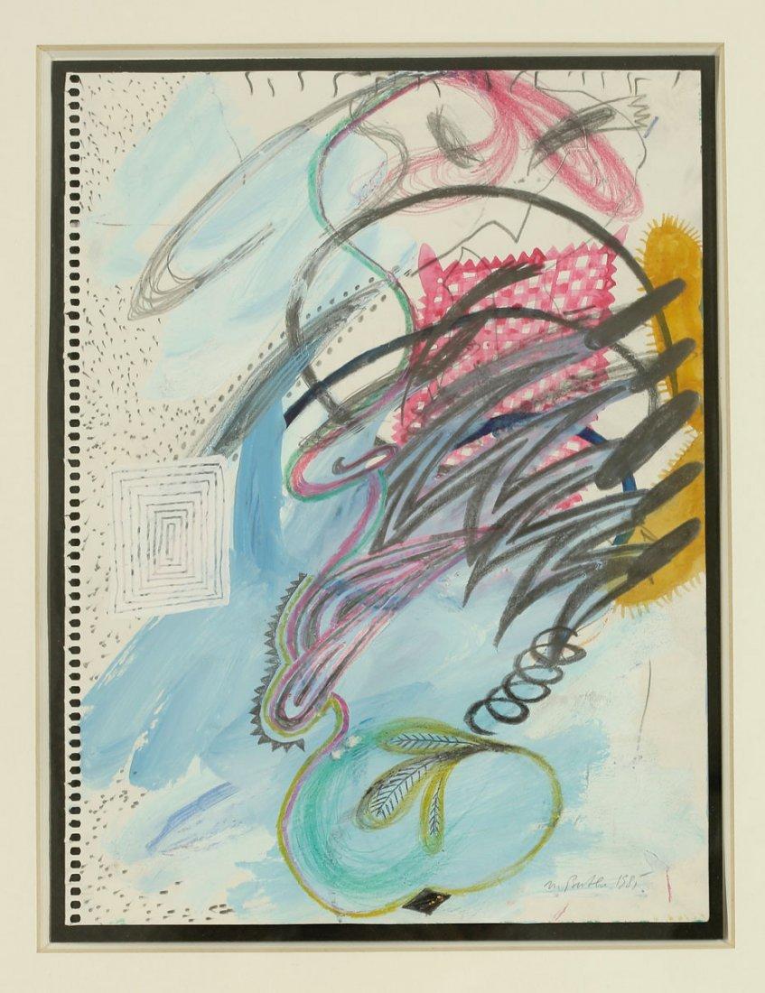 Michael Buthe 1944 Sonthofen - 1994 Bad Godes...