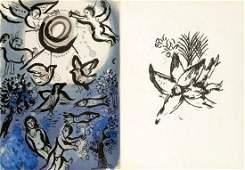Marc Chagall 1887 Witebsk  1985 St Paul de