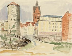 Johannes Sass 1897 Magdeburg - 1972 Hannover