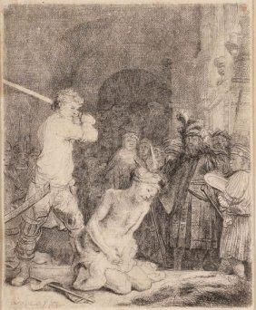 Rembrandt Harmenszoon Van Rijn 1606 Leiden -