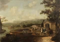 Philips Pauwelsz. Wouwerman, 1619 Haarlem...
