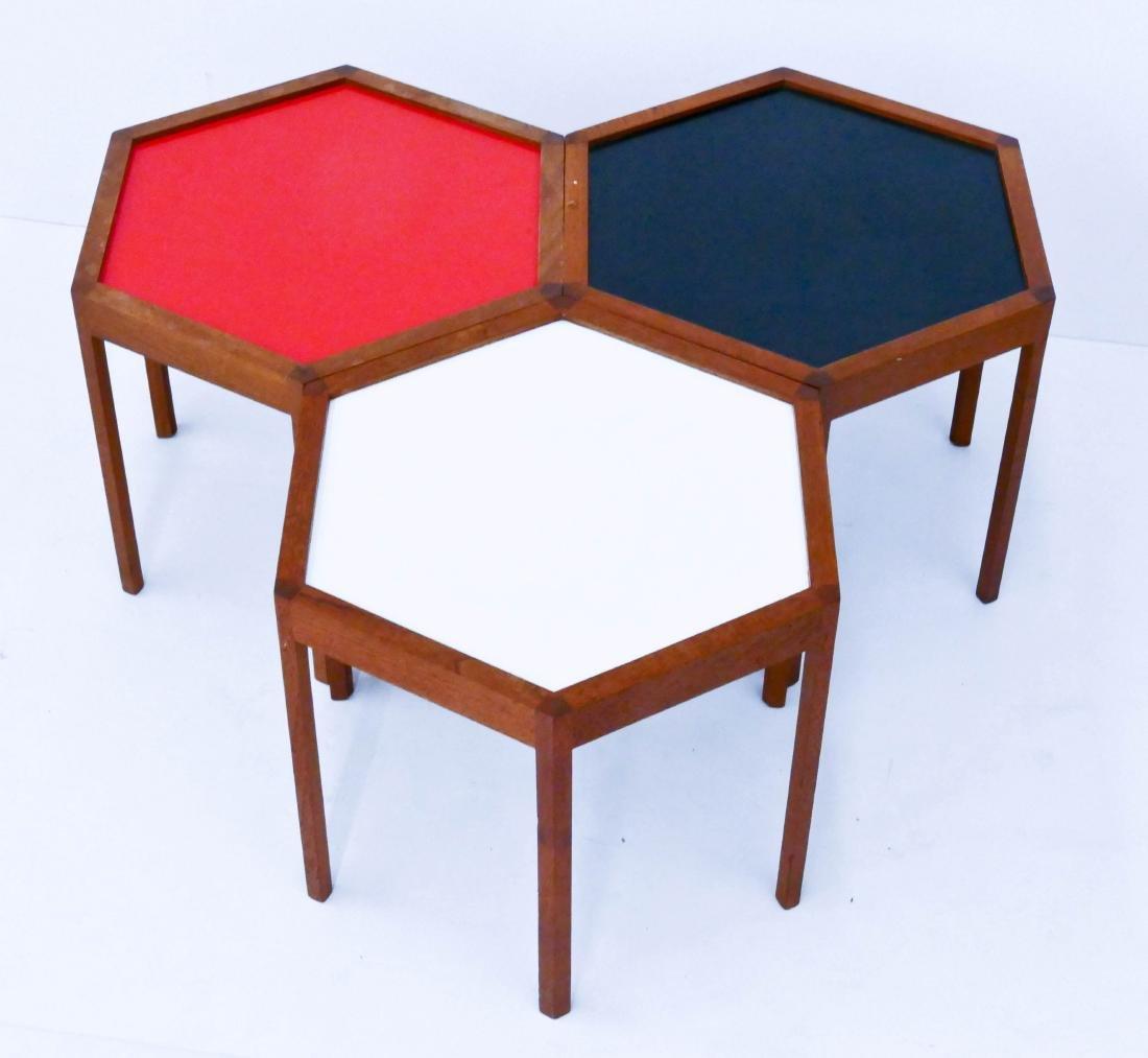 Set Hans Andersen for Artek Denmark Occasional Tables