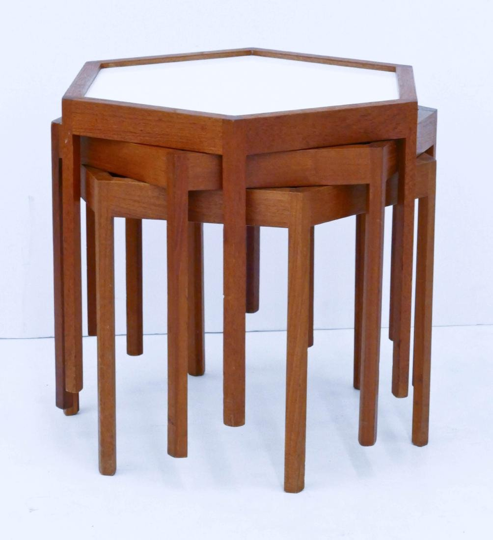 Set Hans Andersen for Artek Denmark Occasional Tables - 3