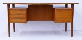 Peter Lovig Nielsen for Dansk Designs Denmark Teak Desk