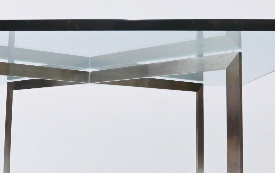 Mies Van Der Rohe for Knoll ''Barcelona'' Table - 2