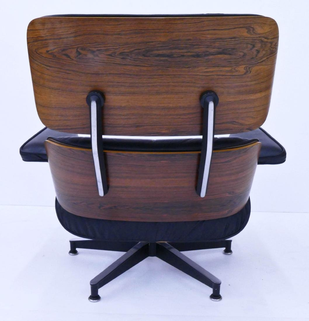 Eames for Herman Miller Lounge Chair & Ottoman. Classic - 5