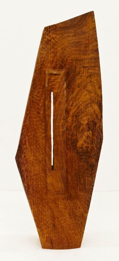 Robyn Horn (b.1951 Arkansas) #880 Wood Sculpture