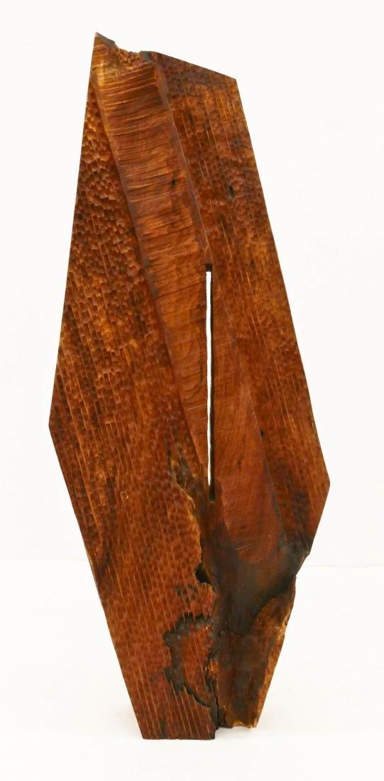 Robyn Horn (b.1951 Arkansas) #880 Wood Sculpture - 2