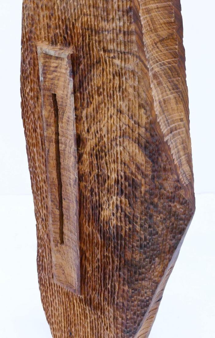 Robyn Horn (b.1951 Arkansas) #880 Wood Sculpture - 3