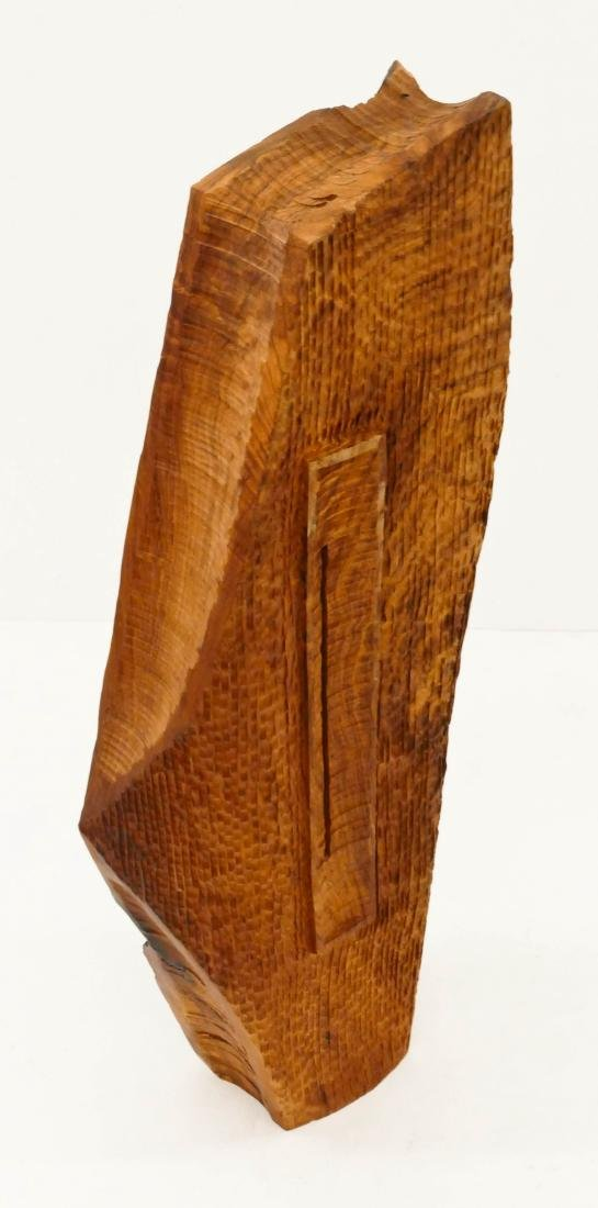 Robyn Horn (b.1951 Arkansas) #880 Wood Sculpture - 4