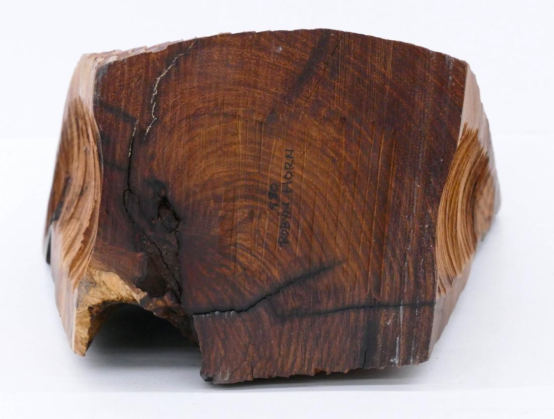Robyn Horn (b.1951 Arkansas) #880 Wood Sculpture - 5