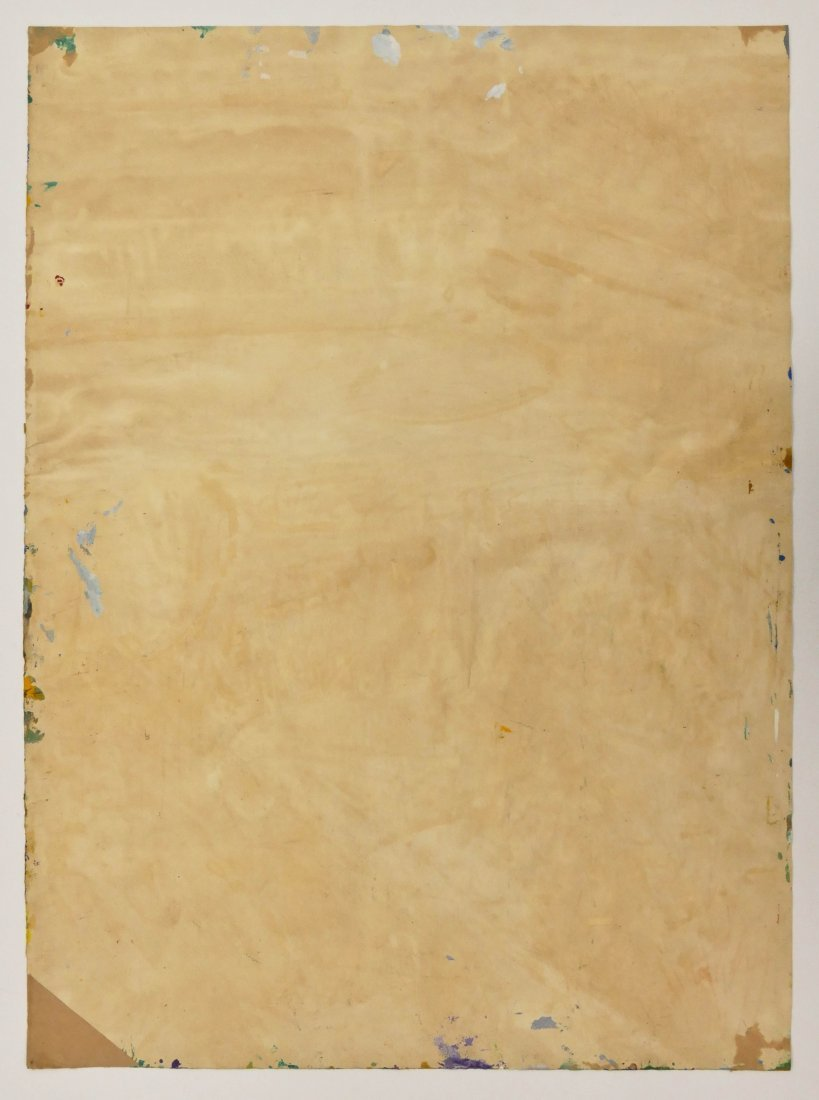 Roland Petersen (b.1926 California) ''Fields of Play'' - 6