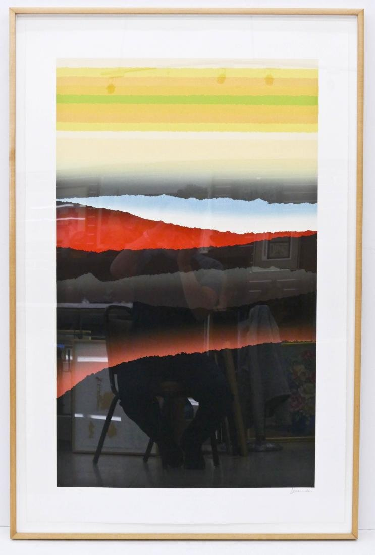 Arthur Secunda (b.1927 American) ''A Clear Space'' 1981 - 2