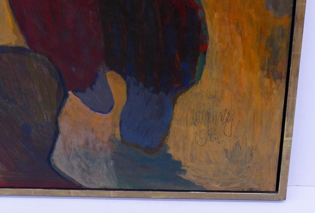 William Cumming (1917-2010 Washington) Park Series 1986 - 3