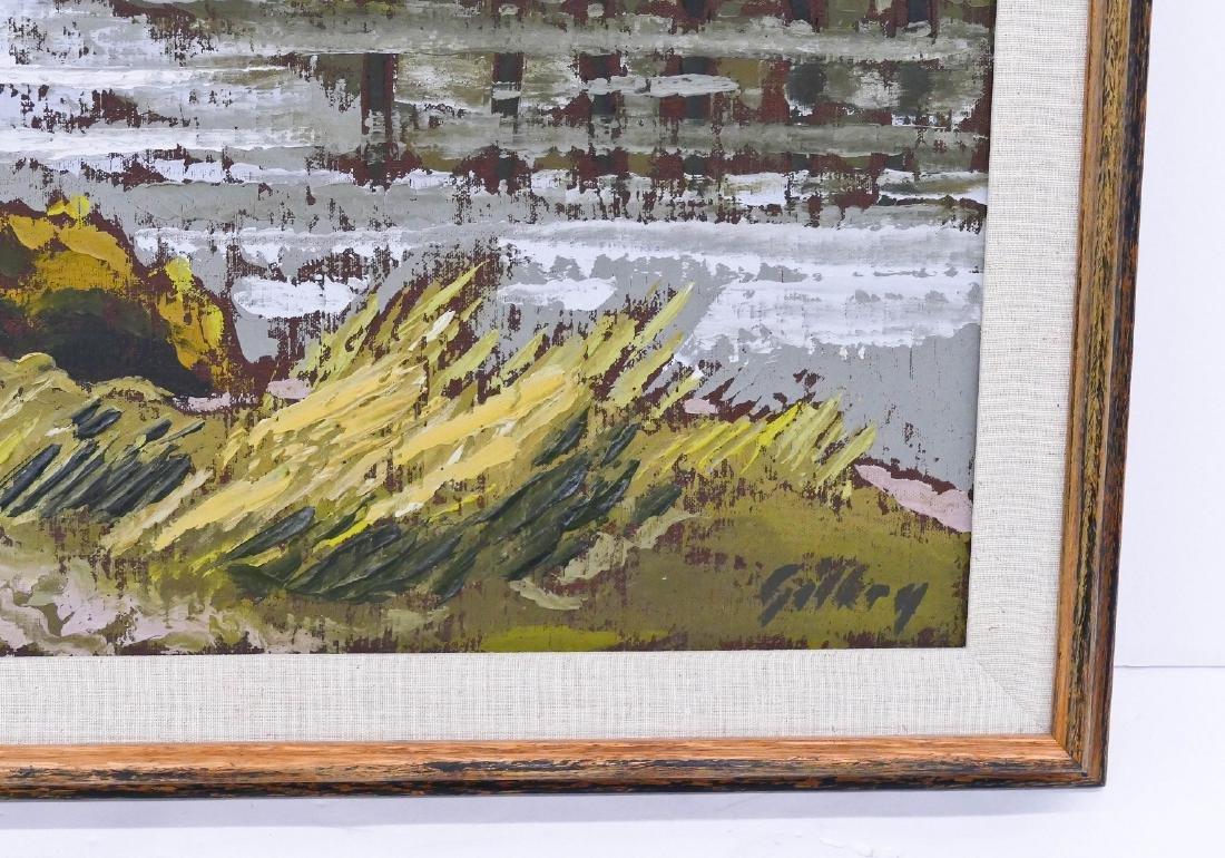 Richard Gilkey (1925-1997 Washington) Skagit Valley - 3