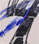 John Franklin Koenig (1924-2008 Washington) ''Shikishi