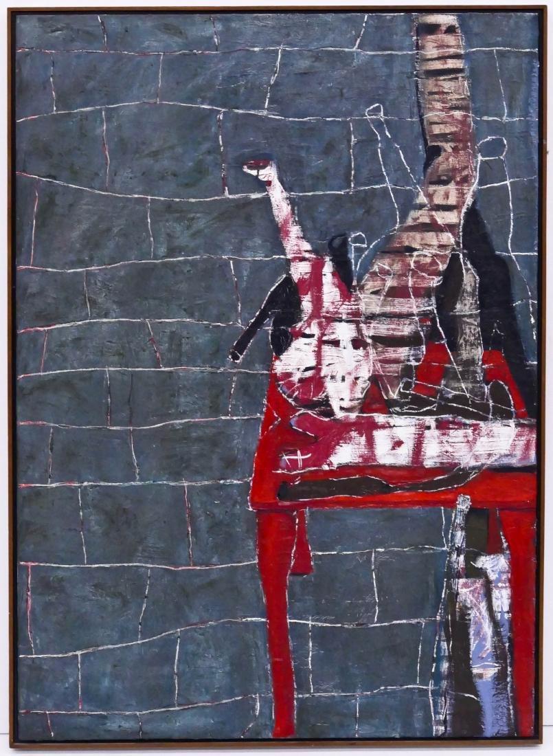 James Dietz (20th Cent. Washington) ''Frank's Place'' - 3