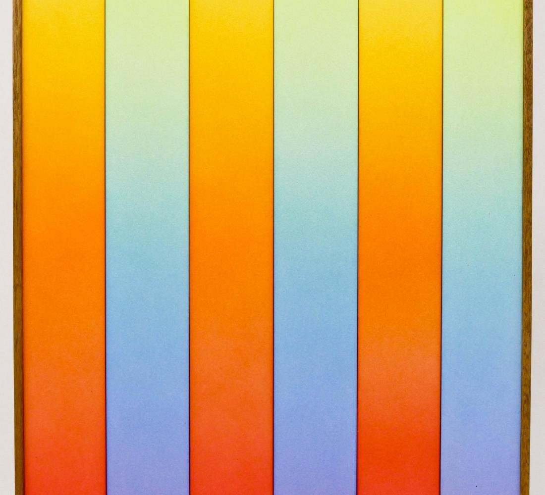Francis Celentano (1928-2016 Washington) ''Spectrum - 2