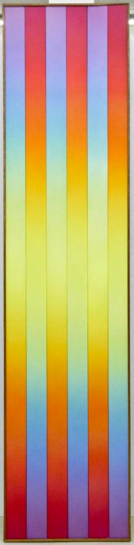 Francis Celentano (1928-2016 Washington) ''Spectrum - 4