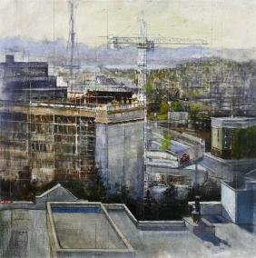 Christopher Martin Hoff (1976-2012 Washington) ''City