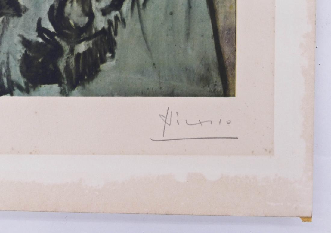 Pablo Picasso (1881-1973 Spanish) ''Madame Ricardo - 2