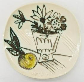 Pablo Picasso (1881-1973 Spanish) ''Bouquet a la