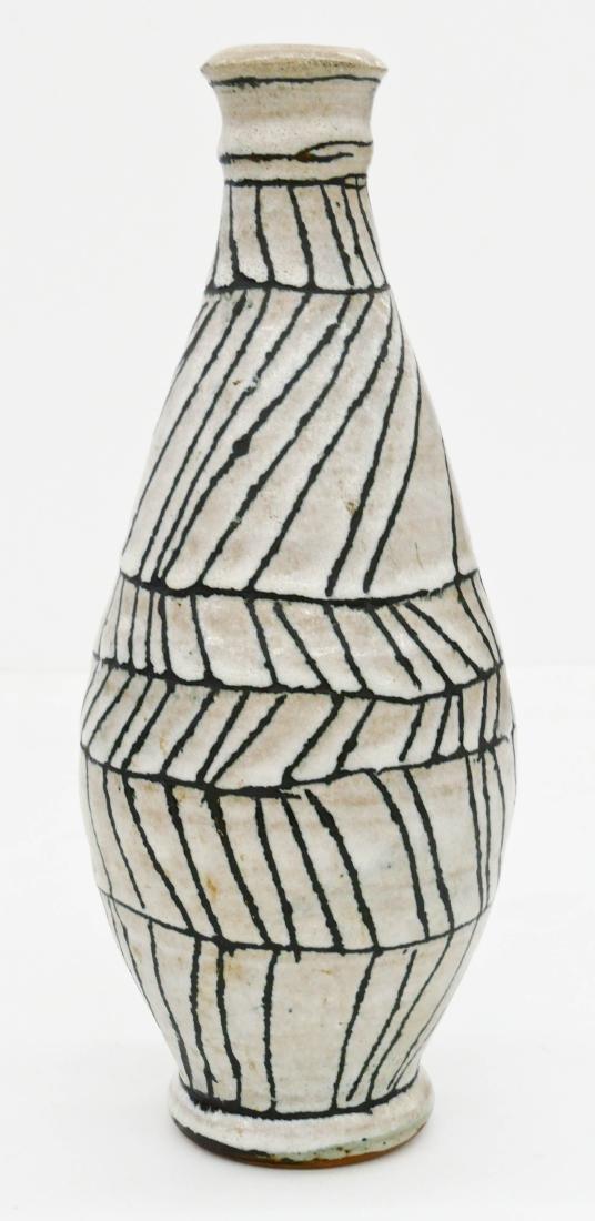 Robert Sperry (1927-1998 Washington) Decorated Vase