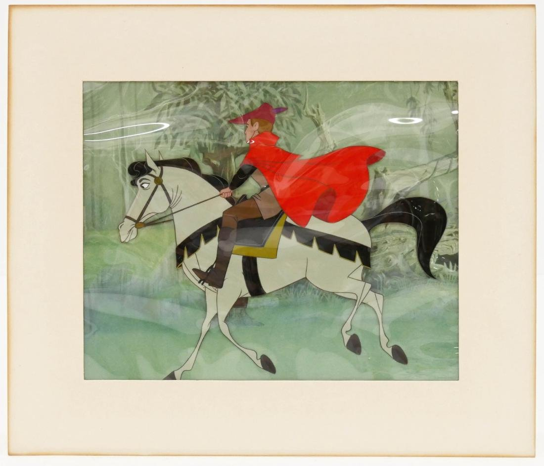 Walt Disney Sleeping Beauty 1959 Animation Cel - 2