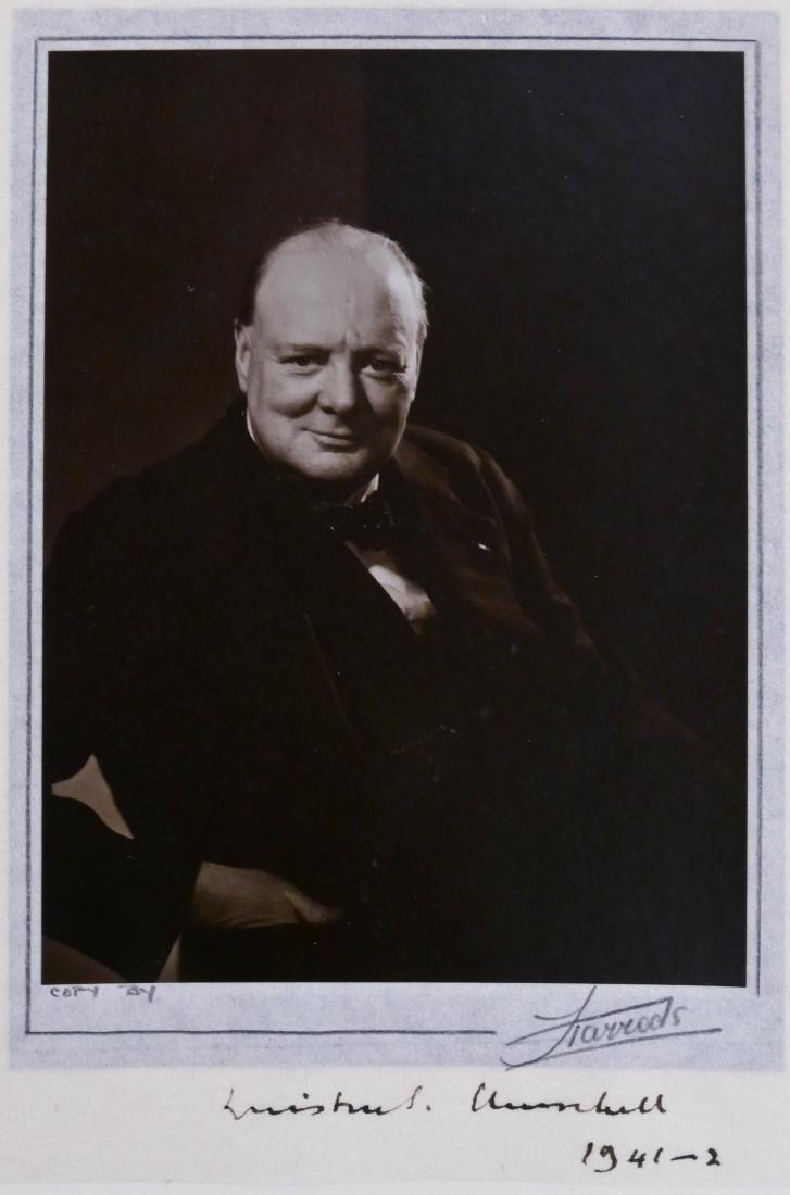 1941 Winston Churchill British Prime Minister