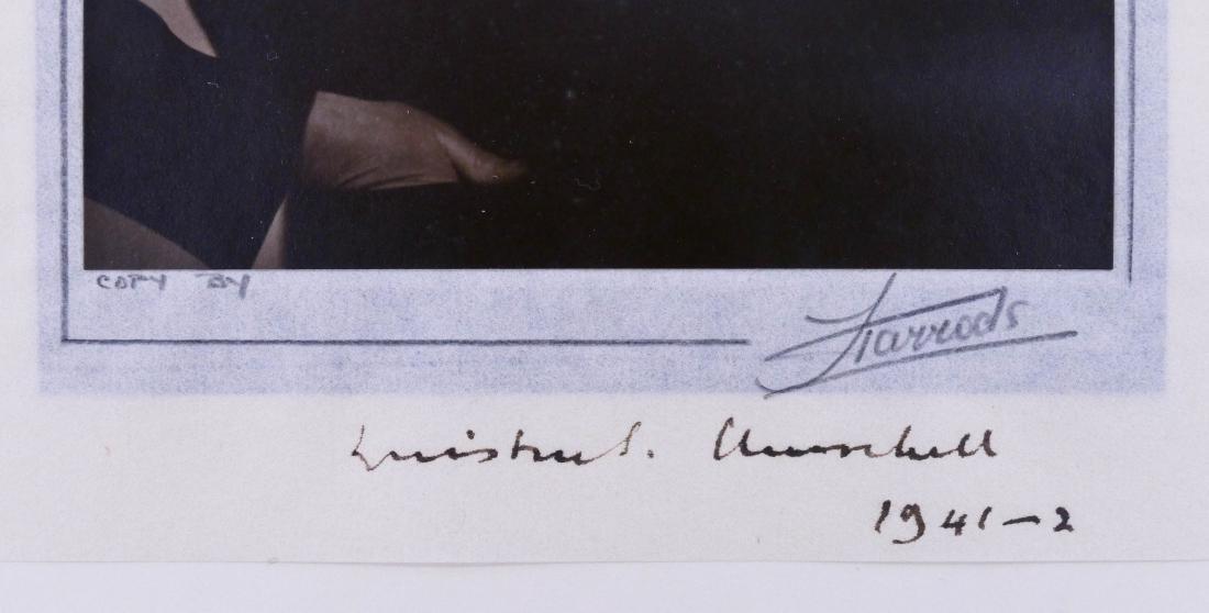 1941 Winston Churchill British Prime Minister - 2