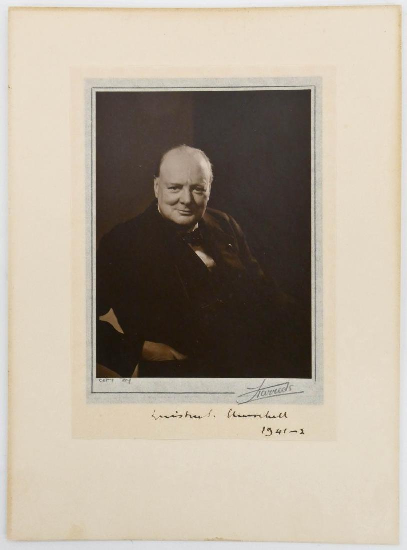 1941 Winston Churchill British Prime Minister - 3