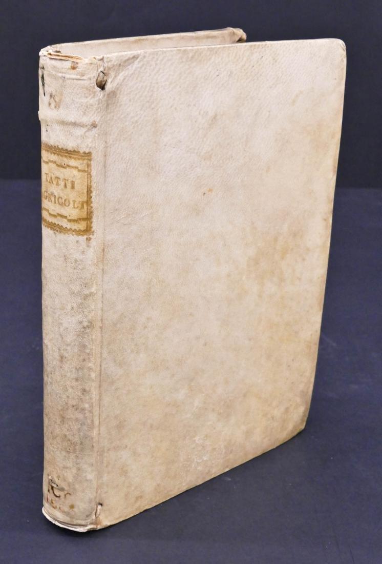 Francesco Sansovino 1560 ''Della Agricultura di Giovann - 4