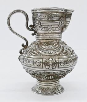 Fine Russian Silver For Tiffany & Co. Gothic Revival