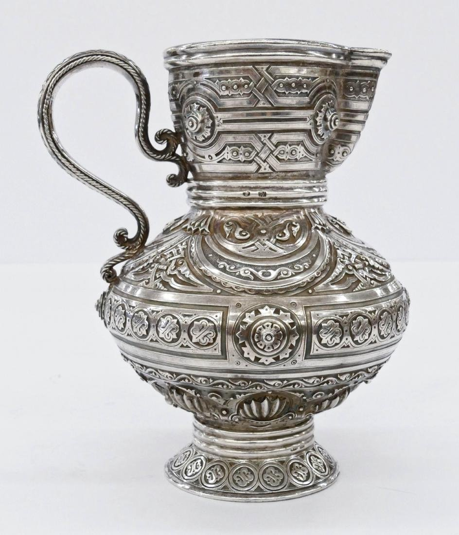 Fine Russian Silver for Tiffany & Co. Gothic Revival