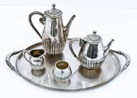 Fine Codan Mexican Sterling Tea & Coffee Service. A