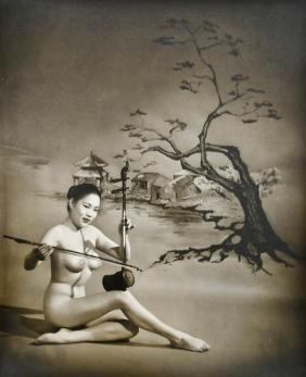 Wellington Lee (1918-2001 American) ''music In My