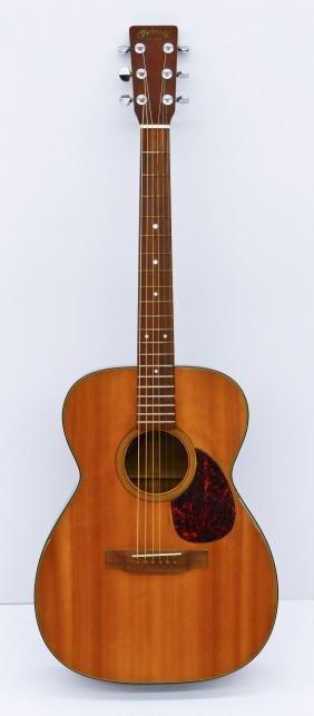 1973 Martin 00-18 Natural Acoustic Guitar Serial Number
