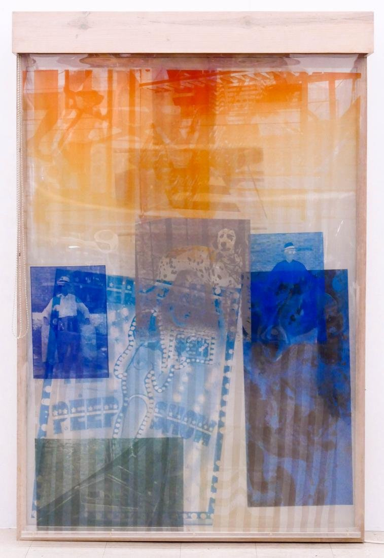 Robert Rauschenberg (1925-2008 New York) ''Sling-Shots