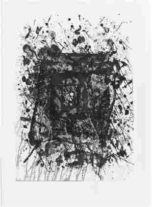 Sam Francis (1923-1994 California) Untitled (Lembark