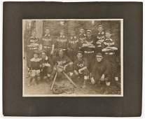 Antique Mineral, Washington Baseball Team Mounted