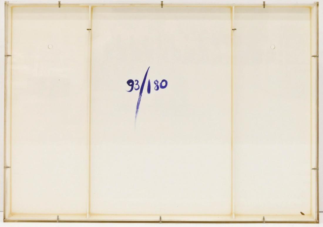 Yaacov Agam (b.1928 Israeli) ''2 x 3 = 4'' Polymorph - 3