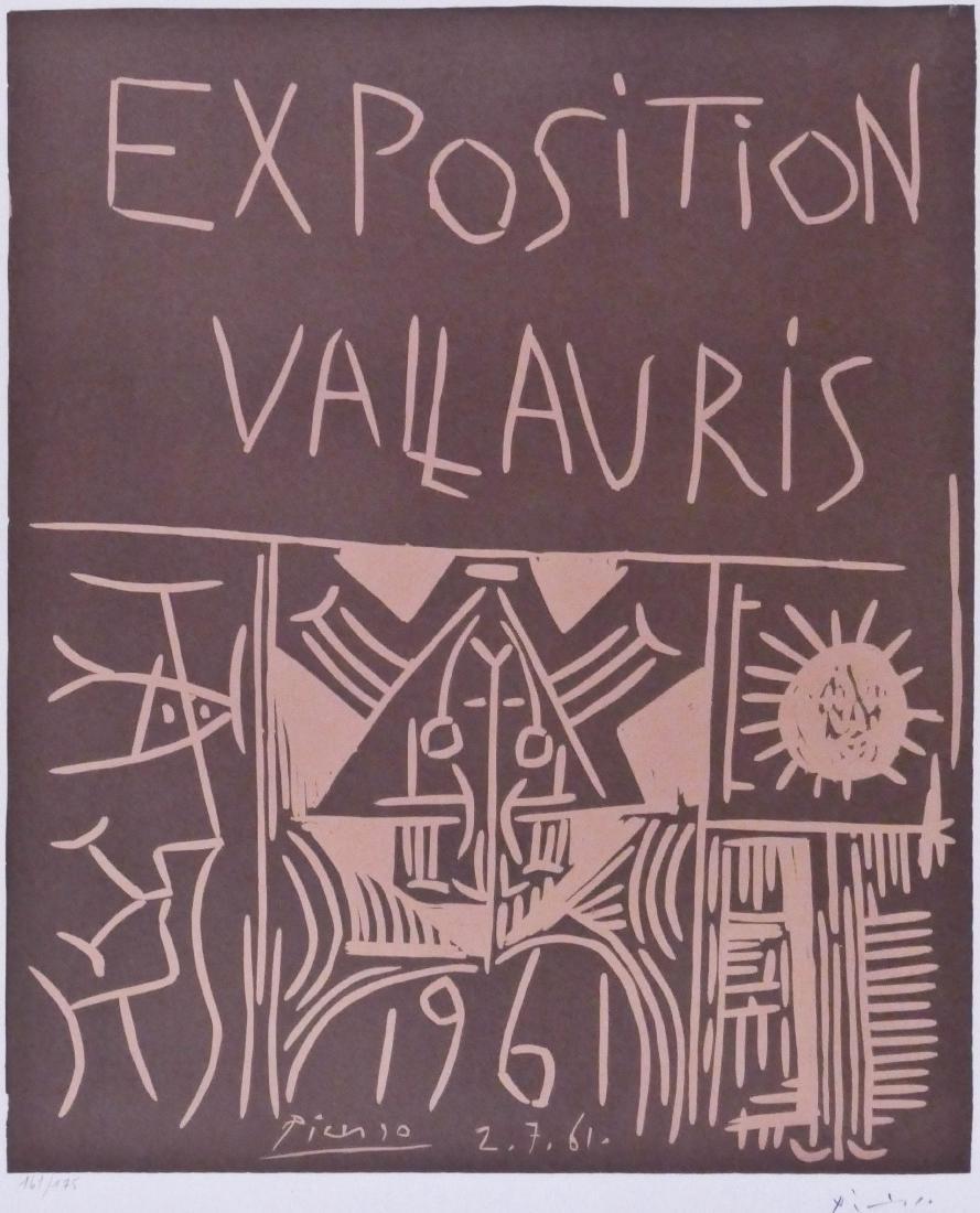 Pablo Picasso (1881-1973 Spanish) ''Exposition