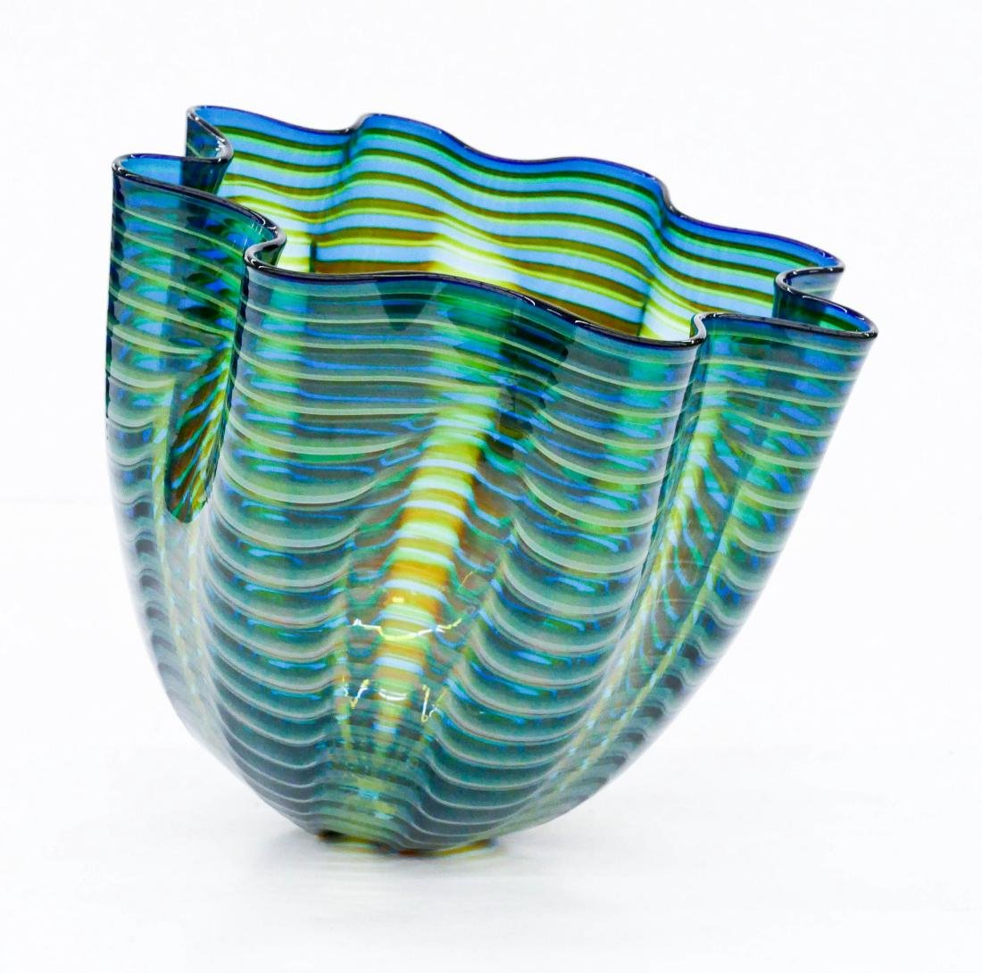 Dale Chihuly (b.1941 American) Persian Basket 1998