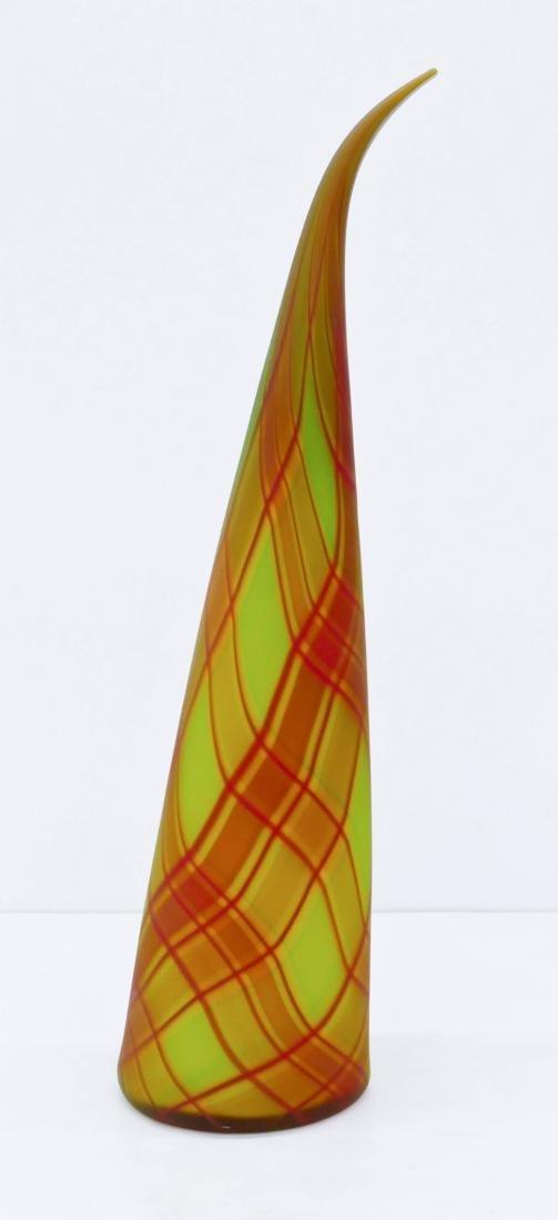 Nancy Callan (b.1964 Washington) ''Lime Rickey Winkle''