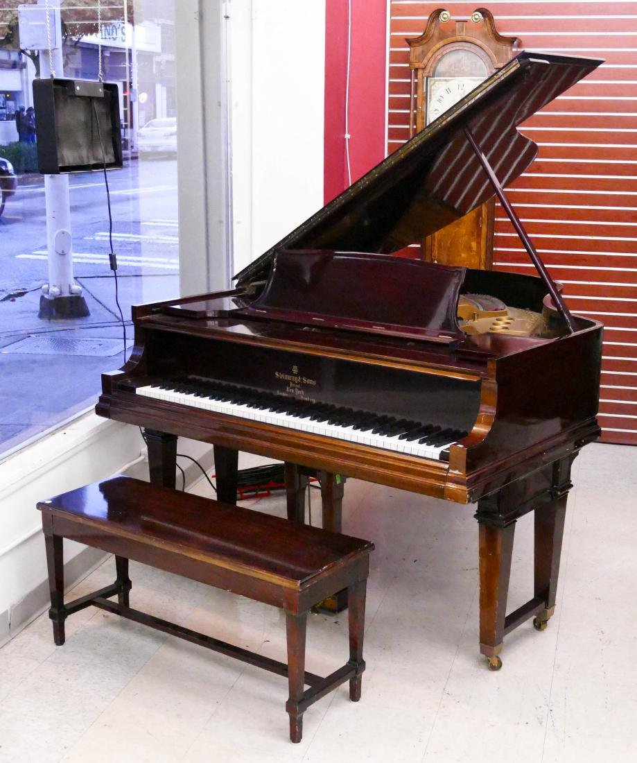 1925 Steinway & Sons Duo Art Reproducing Grand Player
