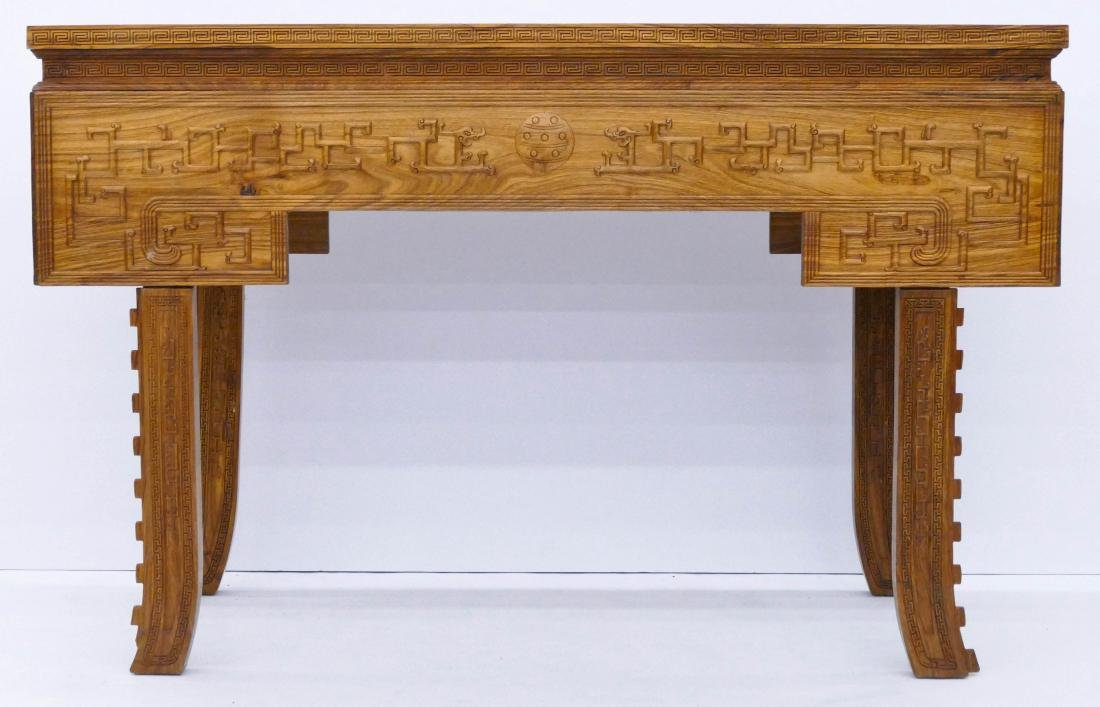 Fine Chinese Huanghuali Rosewood Altar Table