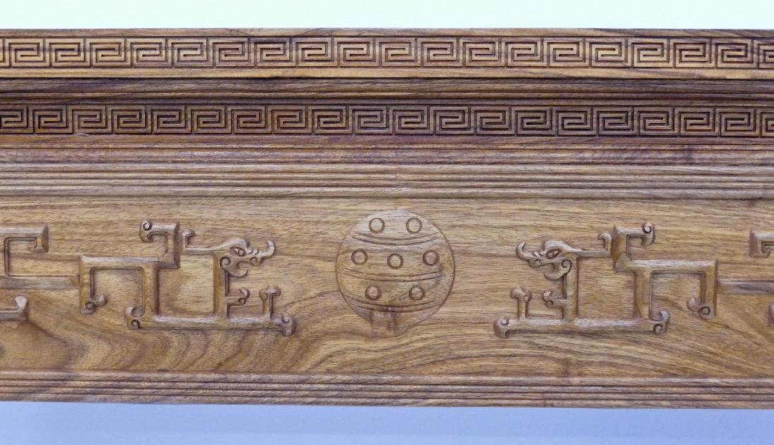 Fine Chinese Huanghuali Rosewood Altar Table - 2