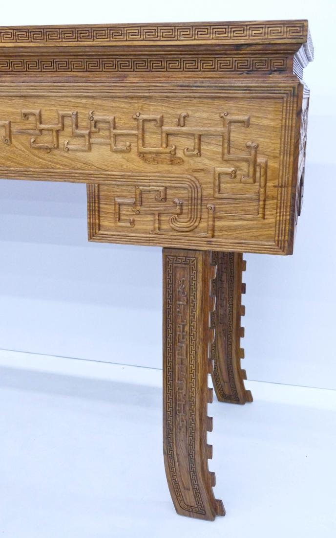 Fine Chinese Huanghuali Rosewood Altar Table - 3