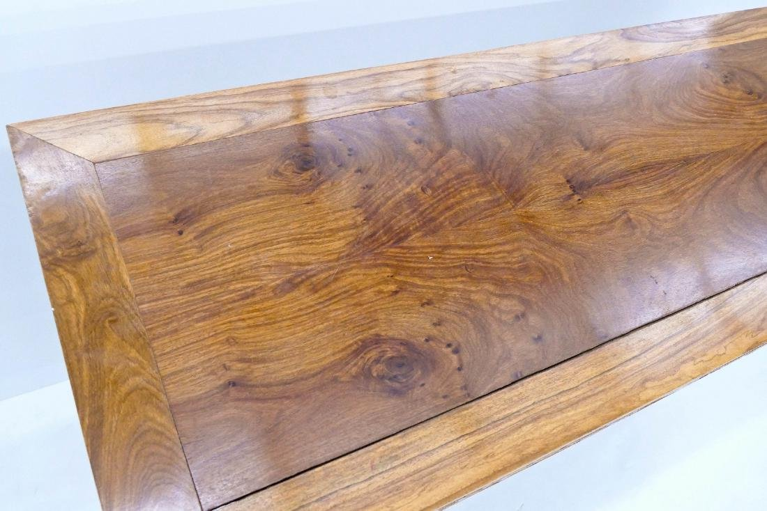 Fine Chinese Huanghuali Rosewood Altar Table - 5